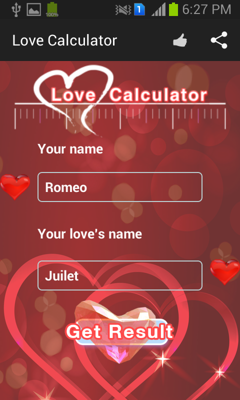 when will i find my true love calculator Cupid love calculator calculates the love chances between a man and a woman by matching their names and determine if they are each other's true soulmate results are expressed in a percentage to the best solution is to move at your own leisurely pace and love will find a way remember love is to be enjoyed and.