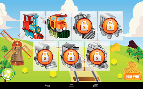 Kids ABC Letter Trains (Lite) - screenshot thumbnail