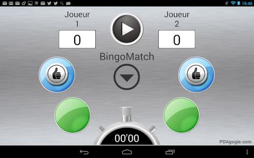Bingomatch applications android sur google play for Sur la table application