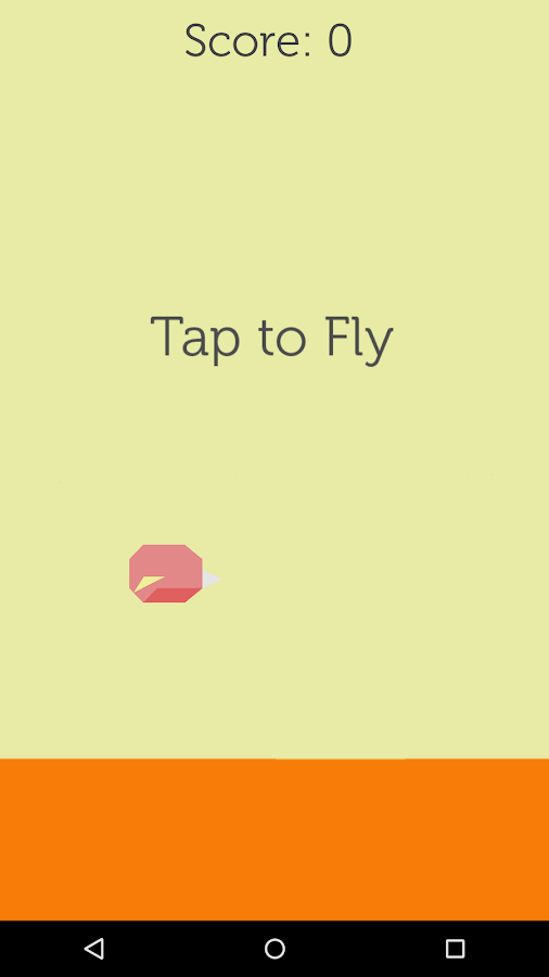 Paper Bird- screenshot