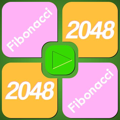 2048 V HD - Fibinacci Edition