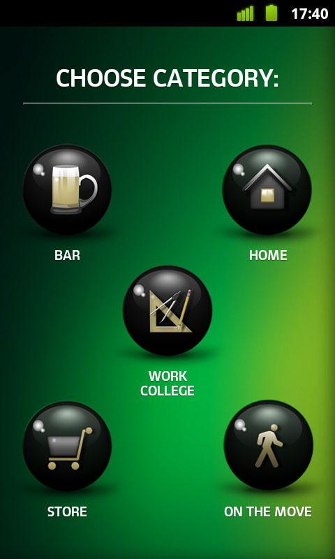Carlsberg Unbottle Yourself - screenshot