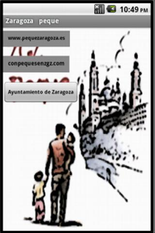 Zaragoza Peque - screenshot
