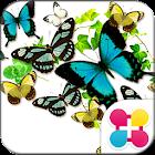 夏日的蝴蝶 for[+]HOME icon