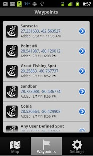 Nautical Charts - screenshot thumbnail