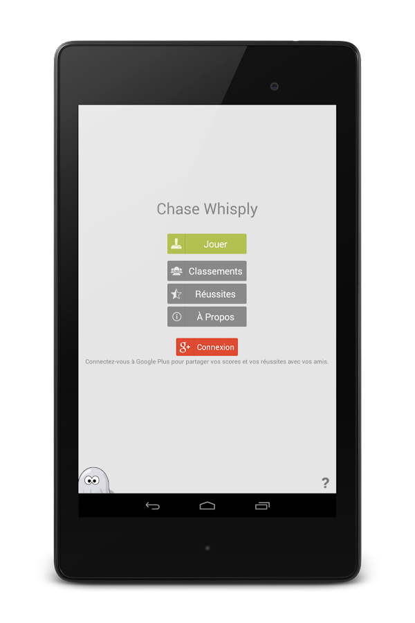 Chase Whisply - Beta - screenshot