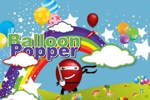 Screenshot of Balloon Popper