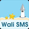 瓦力短信记忆中的沙滩主题 icon