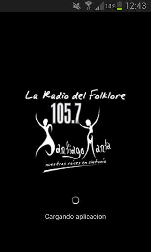 Santiagomanta 105.7 Mhz