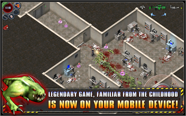 Alien Shooter- screenshot thumbnail