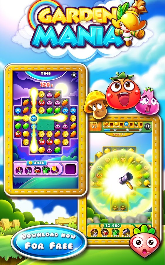 Garden Mania - screenshot