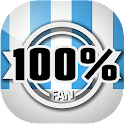 100% Fan del Málaga icon