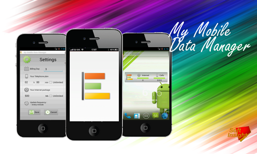 My Mobile Data Manager