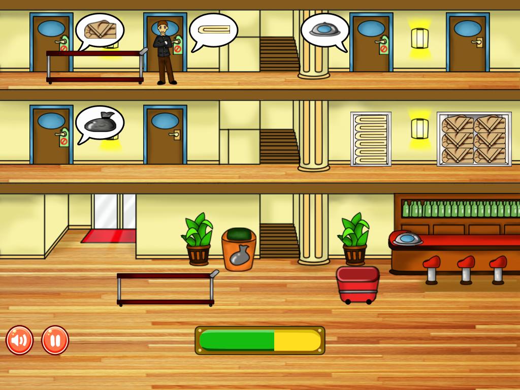 Hotel game for customers android apps on google play - Juego de crear casas y decorarlas ...