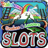 Rainbows Snakes & Ladders
