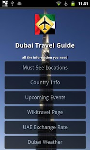 Dubai Travel Guide- screenshot thumbnail