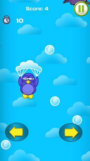 Penguin Parachute