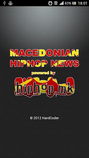 Macedonian Hip Hop News