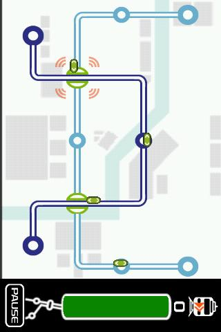 Subway Lite: Retro Line Game - screenshot