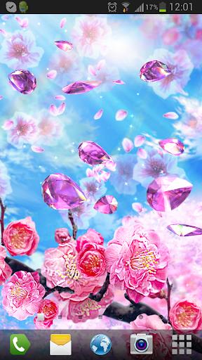 さくら:ダイヤモンド-3Dライブ。