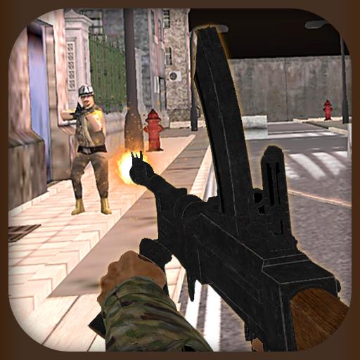 城市突击队冲突 動作 App LOGO-APP試玩