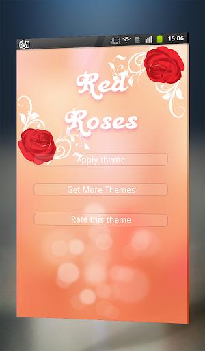 Red Roses Keyboard