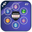 Xperia z2 smart launcher icon