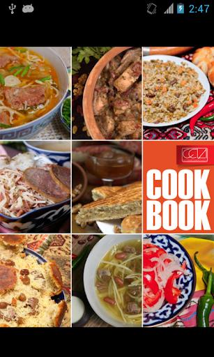 Asian Caucasas CookBook