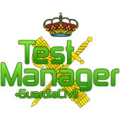TestManager + Guardia Civil