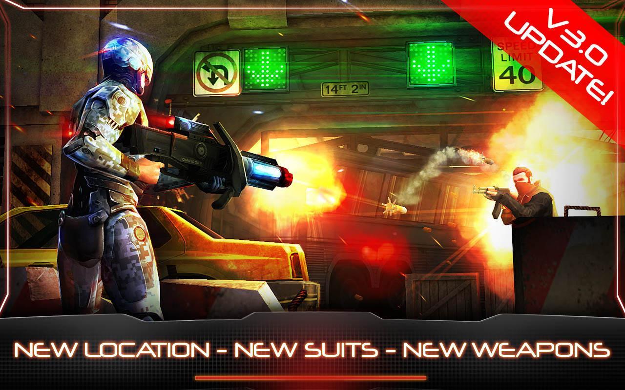 RoboCop™ screenshot #1