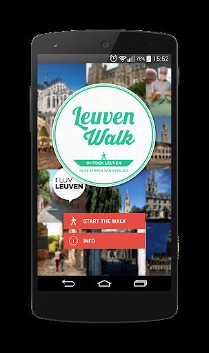 Leuven Walk