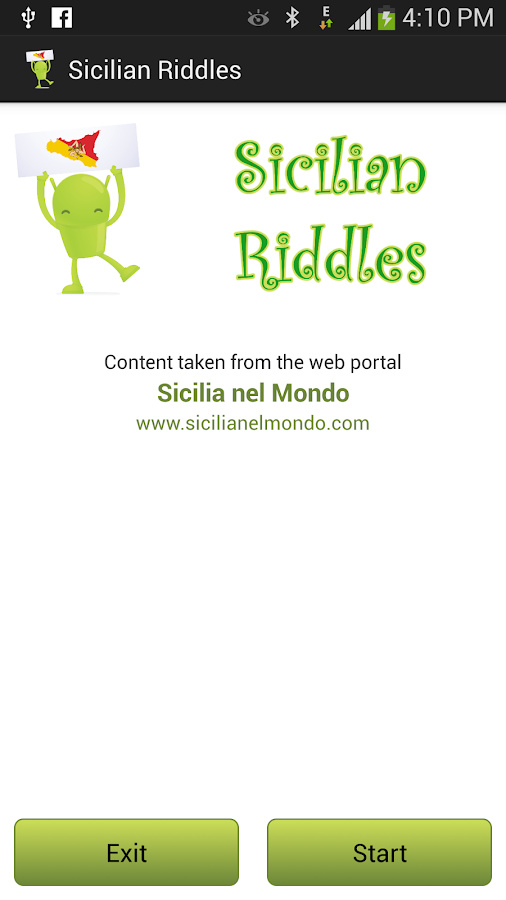 Sicilian Riddles- screenshot