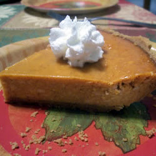 Pumpkin Cheese Pie