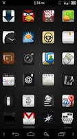 Screenshot of Illest Icons ADW/LPP Theme