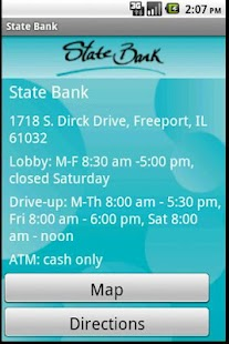 State Bank Freeport - screenshot thumbnail