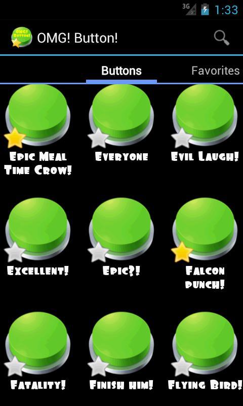 OMG! Button! BMF Edition- screenshot
