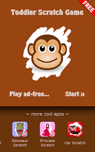 Toddler Scratch Game Free - screenshot thumbnail