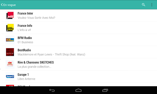 10 applications indispensables pour votre nouvel appareil android. Black Bedroom Furniture Sets. Home Design Ideas