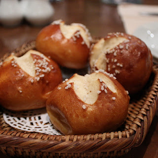 Bavarian Pretzel Rolls recipe – 196 calories