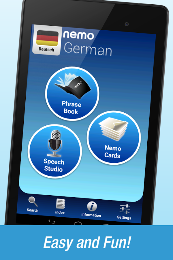 FREE German by Nemo- screenshot