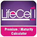 LIC PREMIUM CALCULATOR -PFIGER icon