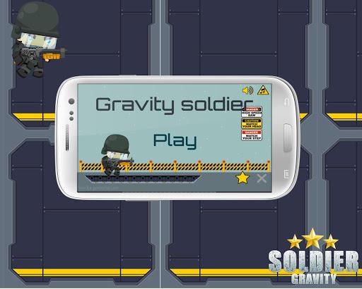 Gravity soldier