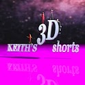 KEITH'S 3D SHORTS logo