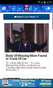 FOX 2 News St. Louis - KTVI - screenshot thumbnail