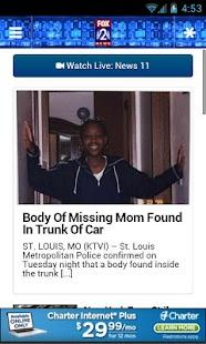 FOX 2 News St. Louis - KTVI - screenshot thumbnail