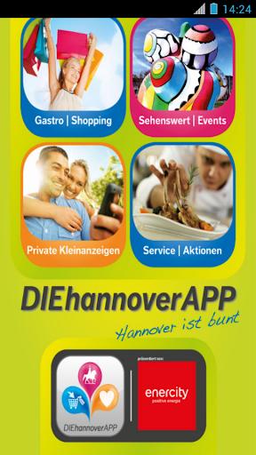 Die Hannover App