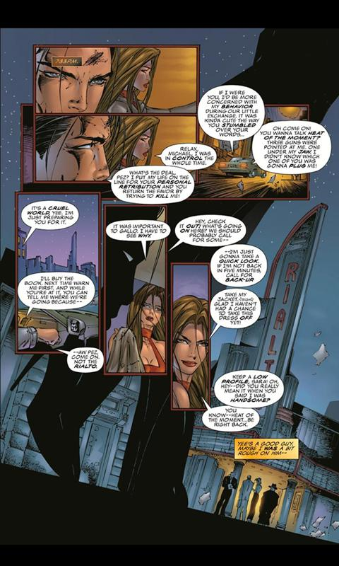Witchblade Origins, Vol. 1 - screenshot
