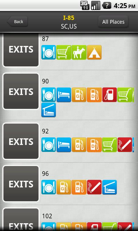 E-Exits- screenshot