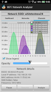 WiFi Analyzer v1.4.3 (Ad Free)
