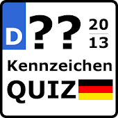 License Number Quiz Germany